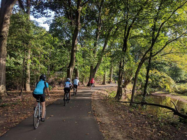 Greenway Bicycling Guides